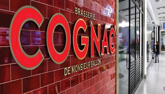 Brasserie Cognac