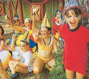 Çocuklarla Birlikte, Antalya