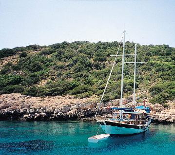 Halikarnas Balıkçısı ile başlayan serüven: Mavi Yolculuk