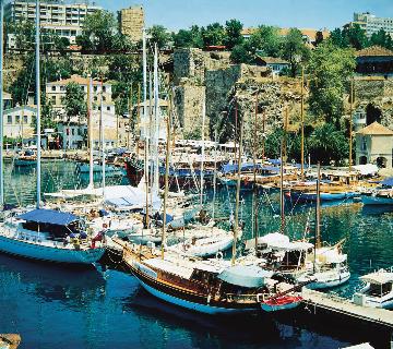 Antalya Marinaları