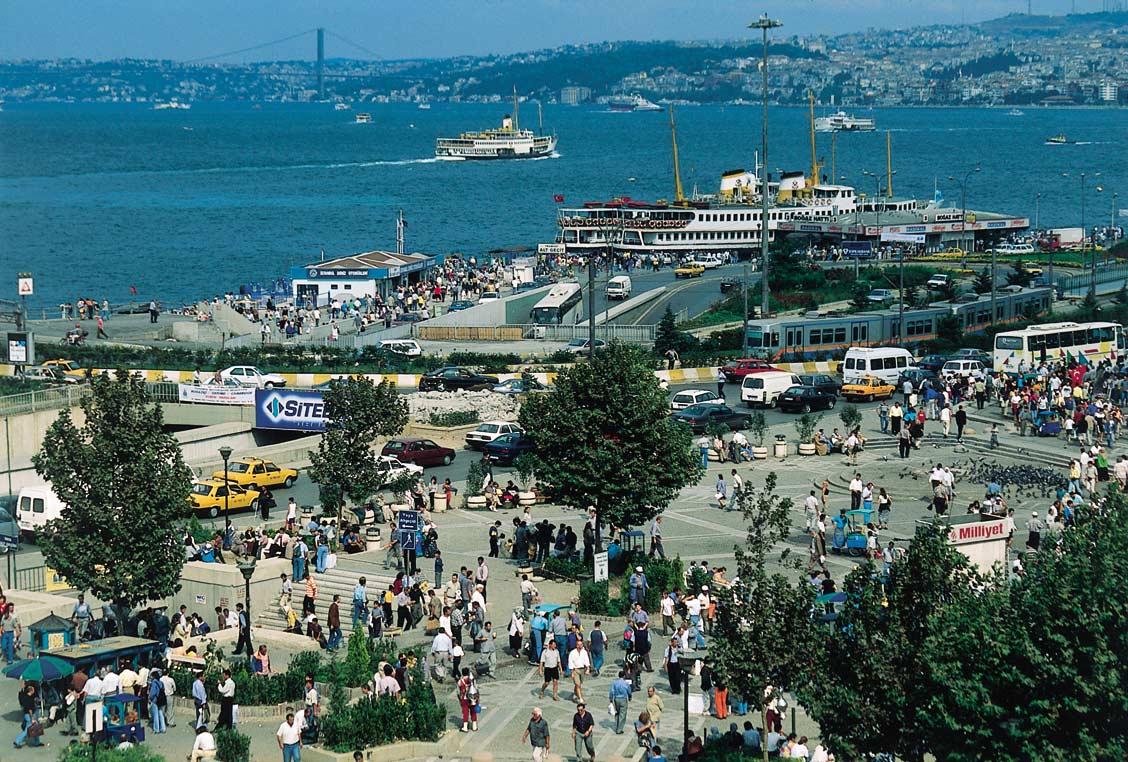 Mısır Çarşısı, İstanbul, Eminönü