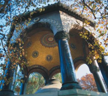 Alman Çeşmesi, İstanbul