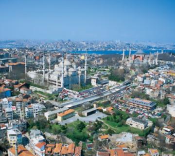 Divan Yolu, İstanbul, Cağaloğlu