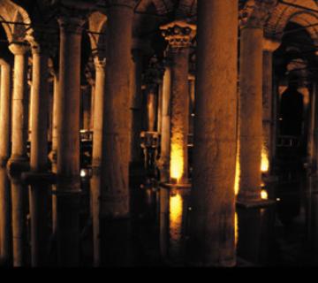 Yerebatan Sarnıcı (Bazilika Sarnıcı), İstanbul, Sultanahmet
