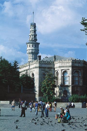 Beyazıt Kulesi,  İstanbul