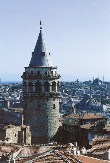 Galata Kulesi, İstanbul, Beyoğlu