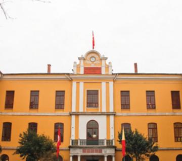 Galatasaray Lisesi, İstanbul, Beyoğlu