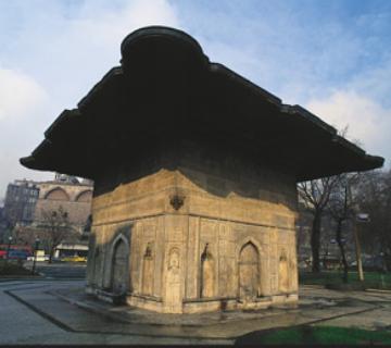Tophane Çeşmesi, İstanbul, Karaköy