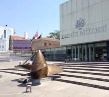 Deniz Müzesi, İstanbul, Beşiktaş
