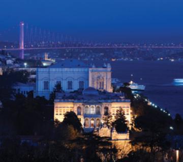 Dolmabahçe Sarayı, İstanbul, Beşiktaş
