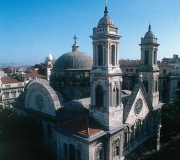 Aya Triada Rum Ortodoks Kilisesi, İstanbul, Beyoğlu