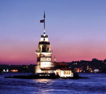 Kız Kulesi, İstanbul, Salacak