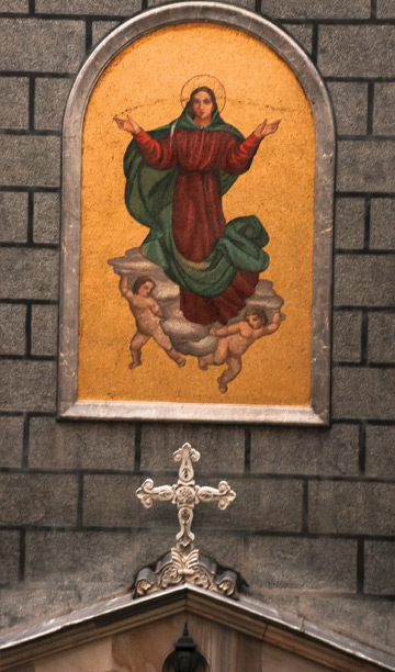 Santa Maria Draperis Kilisesi, İstanbul, Beyoğlu
