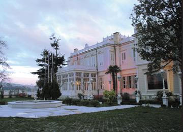 Sait Halim Paşa Yalısı, Yeniköy, İstanbul