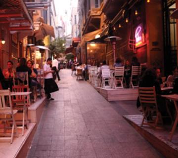 Asmalımescit, İstanbul, Beyoğlu