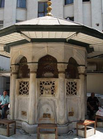Ağa Camii, İstanbul, Beyoğlu