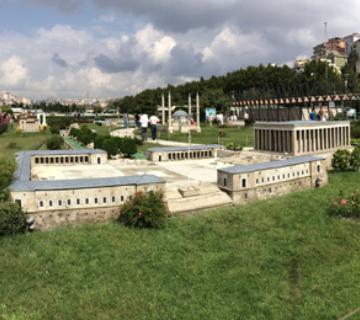 Miniatürk, İstanbul, Eyüp