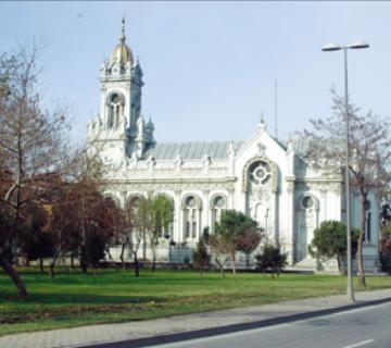 Aya İstefanos Kilisesi (Bulgar Kilise), İstanbul, Balat