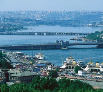 Haliç - Eyüp, İstanbul