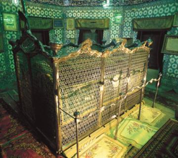 Eyüp Camii ve Eyüp Sultan Türbesi, İstanbul, Eyüp