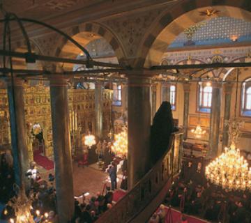 Fener Rum Ortodoks Patrikhanesi, İstanbul, Fener
