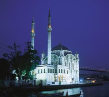 Ortaköy Camii, İstanbul