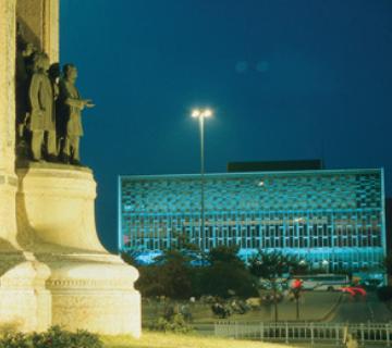 Atatürk Kültür Merkezi (AKM), İstanbul, Taksim