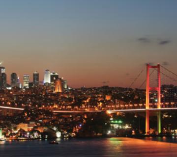 Boğaziçi Köprüsü, Boğazın İlk Köprüsü, İstanbul