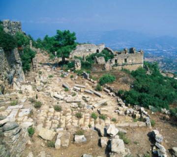 Alanya Antik Kentler