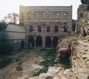 Tekfur Sarayı, İstanbul, Edirnekapı