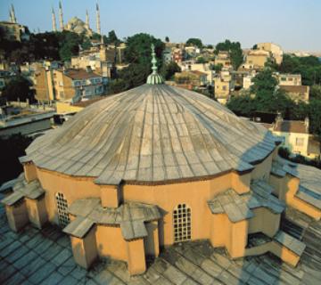 Küçük Ayasofya Camii, İstanbul, Sarayburnu -Topkapı