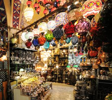 İstanbul'da Alışveriş, İstanbul