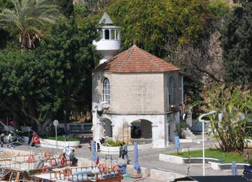 İskele Camii, Antalya