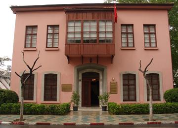 Atatürk Evi Müzesi, Antalya