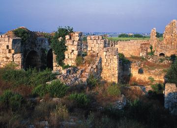 Perge, Antalya