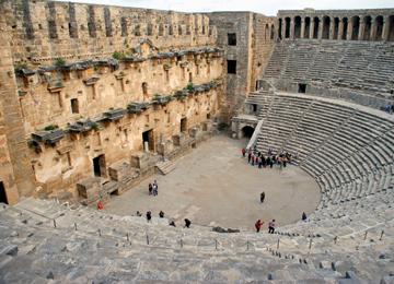 Antik Kentler, Antalya