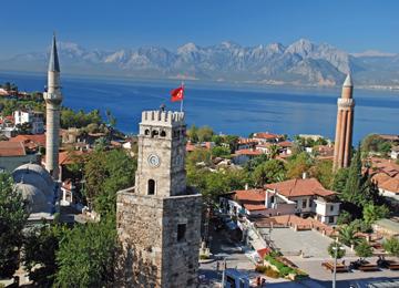 Kültür ve Tarih, Antalya