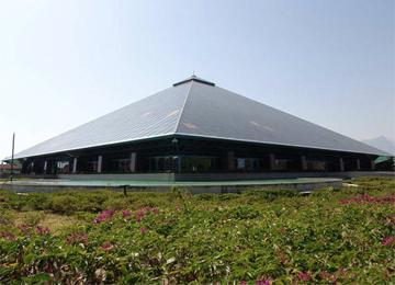 Cam Piramit Sabancı Kongre ve Fuar Merkezi, Antalya