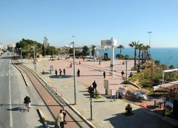 Parklar ve Dinlenme Alanlar, Antalya