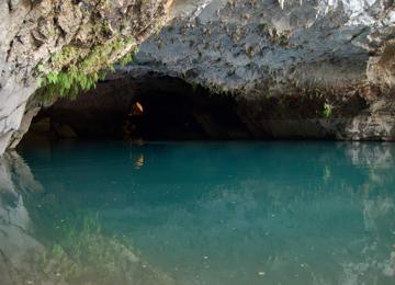 Mağaralar, Antalya