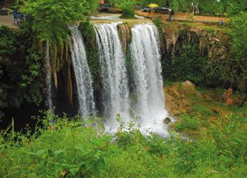 Doğal Zenginlikler, Antalya