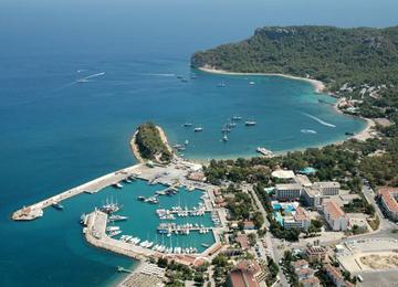 Antalya'daki Marinalar, Antalya
