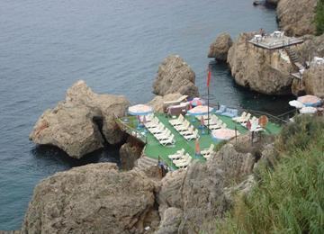 Adalar Plajı, Antalya