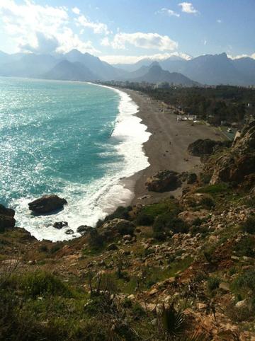 Beach Park, Antalya