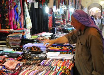 Şanlıurfa'daki tarihi çarşı ve pazarlar
