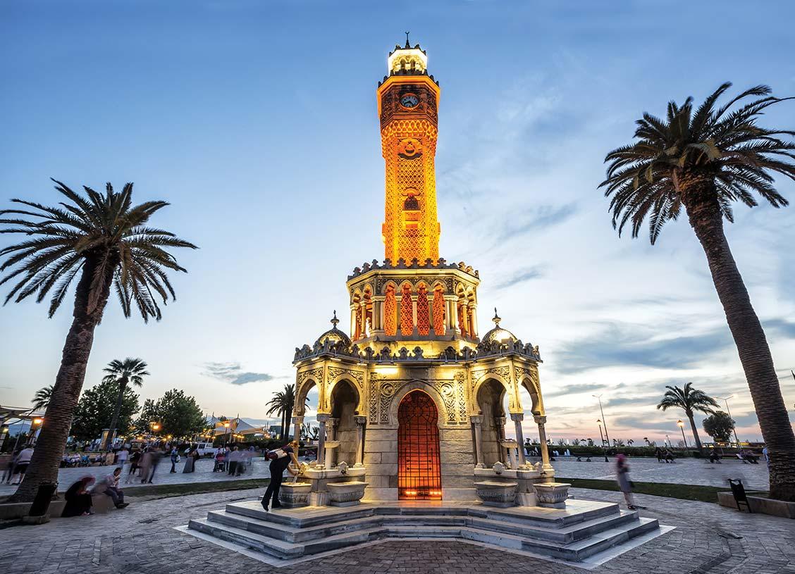 Saat Kulesi, İzmir