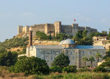 Kadifekale, İzmir