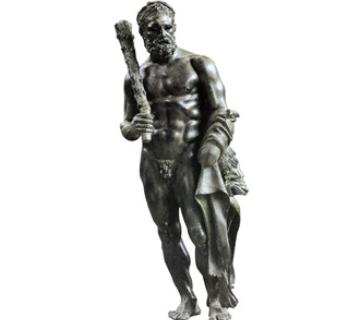 Hayranlık Yaratan Bir Şaheser: Herakles Heykeli