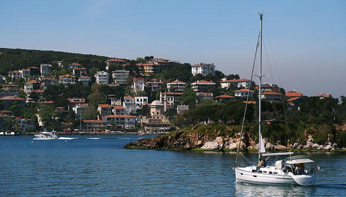 Burgazada, İstanbul