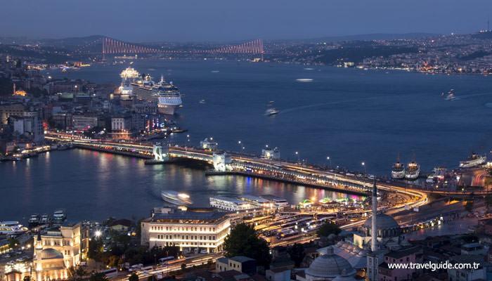Galata Köprüsü, İstanbul